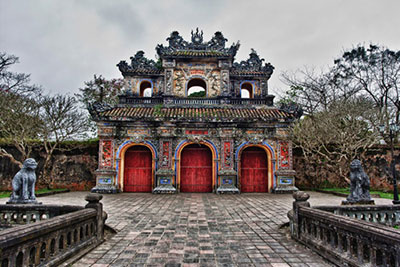 hue ancient capital